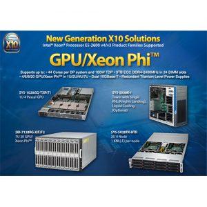 GPU-Xeon-Phi